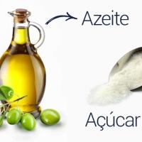 Hidratação de Azeite com Açúcar